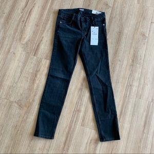 Zara sculpt jeans black